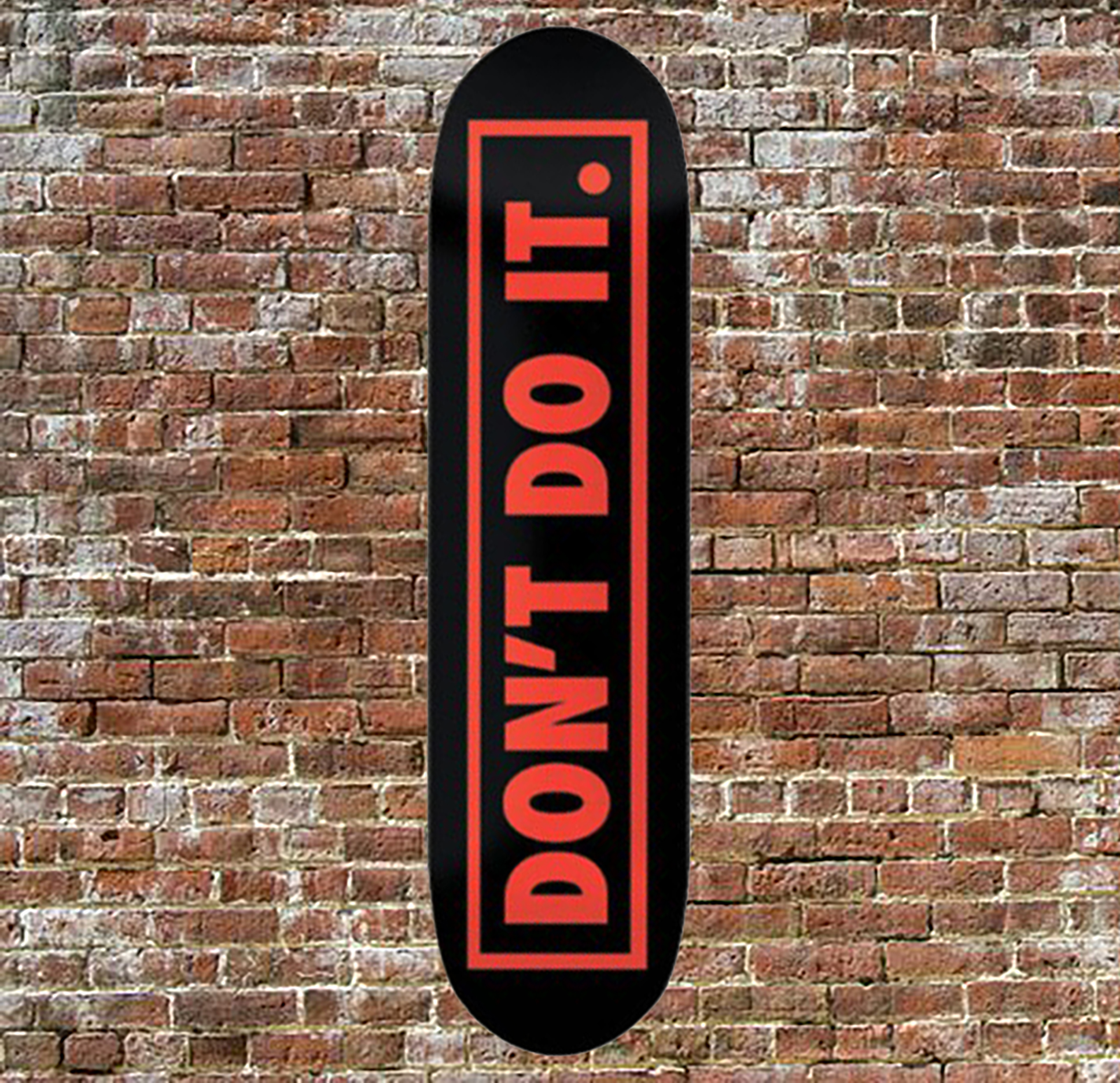 """CONSOLIDATED 'DON'T DO IT' 8.25"""" (BLONDIES)"""
