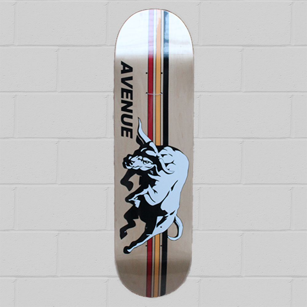 """AVENUE 'KNOCKOUT' 8.5"""" (the GRAND HOWL STORE)"""