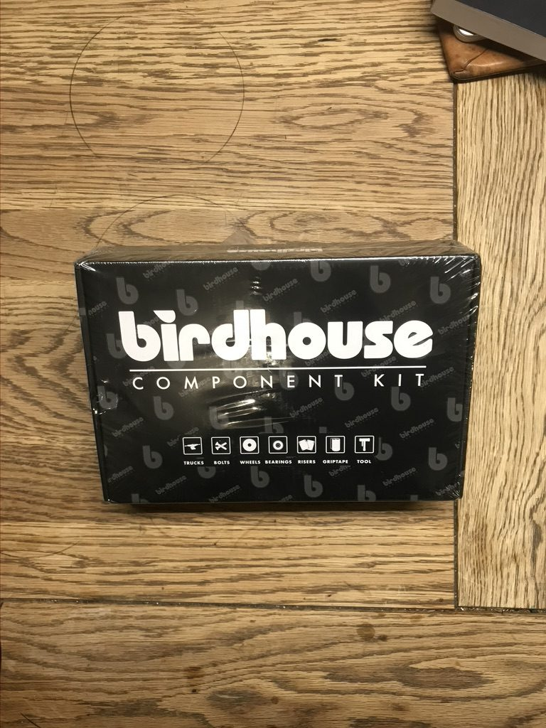 BIRDHOUSE COMPONENT KIT (the GRAND HOWL STORE)